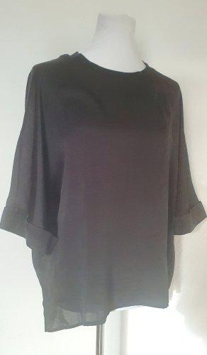 Tommy Hilfiger Oversized Satin Shirt Gr 40 42 44