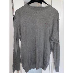 Tommy Hilfiger Oversized Sweatshirt Grey