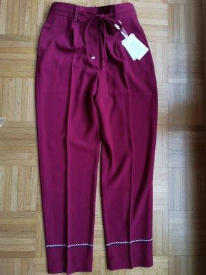 Tommy Hilfiger Pantalon 7/8 rouge carmin