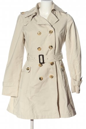 Tommy Hilfiger Trenchcoat hellgrau Casual-Look