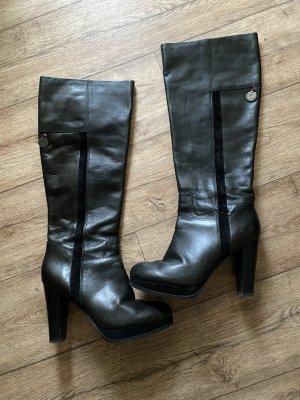 Tommy Hilfiger Platform Boots black
