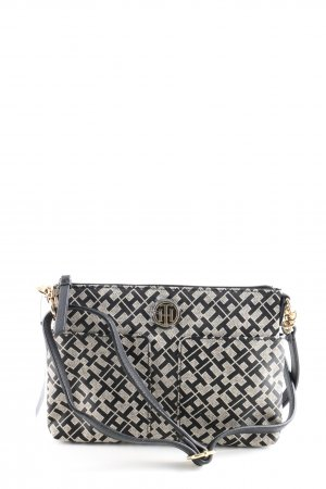 Tommy Hilfiger Pochette white-black allover print casual look