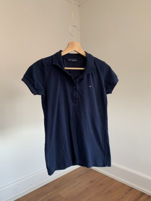 Tommy Hilfiger Polo shirt donkerblauw