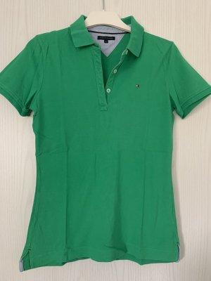 Tommy Hilfiger Polo  grün Größe S