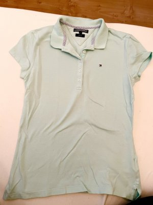 Tommy Hilfiger Polo shirt munt