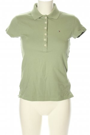 Tommy Hilfiger Camiseta tipo polo caqui look casual