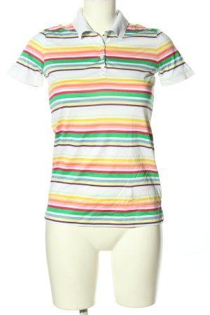 Tommy Hilfiger Koszulka polo Wzór w paski W stylu casual
