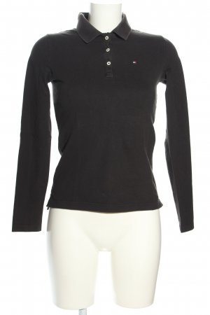 Tommy Hilfiger Polo marrone stile casual