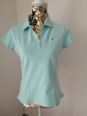 Tommy Hilfiger Polo turquoise