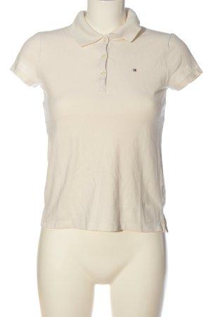 Tommy Hilfiger Koszulka polo w kolorze białej wełny W stylu casual