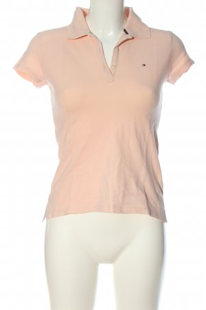 Tommy Hilfiger Polo-Shirt nude Casual-Look