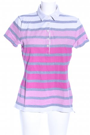 Tommy Hilfiger Polo puntinato stile casual