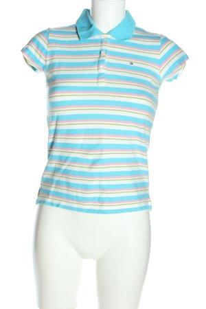 Tommy Hilfiger Polo-Shirt Schriftzug gestickt Casual-Look