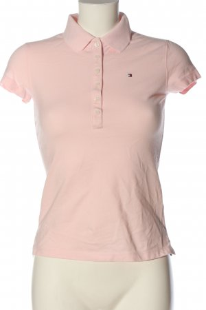 Tommy Hilfiger Polo rose style décontracté
