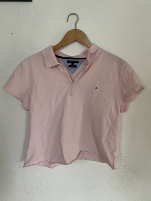 Tommy Hilfiger Polo Shirt Cropped