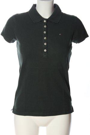 Tommy Hilfiger Koszulka polo jasnoszary W stylu casual