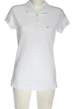 Tommy Hilfiger Koszulka polo biały W stylu casual