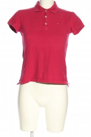 Tommy Hilfiger Polo-Shirt mehrfarbig Casual-Look