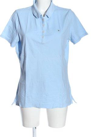 Tommy Hilfiger Polo bleu style décontracté