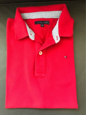 Tommy-Hilfiger Polo-Shirt, Gr. 36 (164)