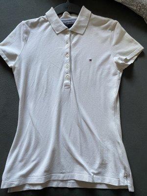 Tommy Hilfiger Polo Shirt weiß