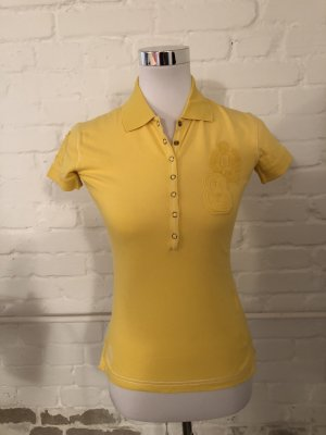 Tommy Hilfiger Top Polo giallo