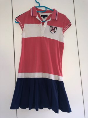 Tommy Hilfiger Polo Dress multicolored cotton