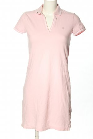Tommy Hilfiger Robe Polo rose style décontracté