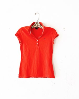 Tommy Hilfiger Polo Shirt bright red