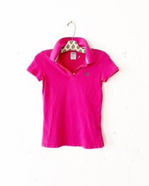 tommy hilfiger • poloshirt • pinkfarben • basics • casual