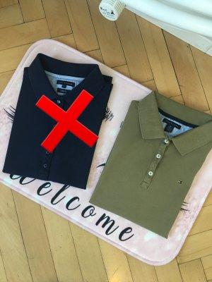 Tommy Hilfiger Koszulka polo trawiasty
