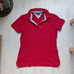 Tommy Hilfiger T-shirt malina-magenta