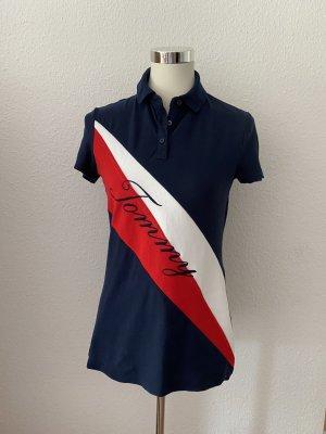 Tommy Hilfiger Poloshirt Shirt Oberteil 36 S