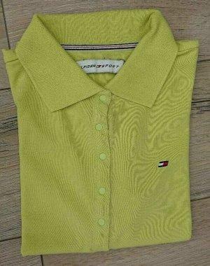 Tommy Hilfiger, Poloshirt, Sports, Gr M /38,Zitrone Gelb