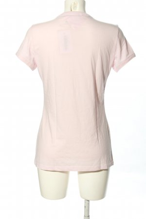 Tommy Hilfiger Print-Shirt pink Motivdruck Casual-Look