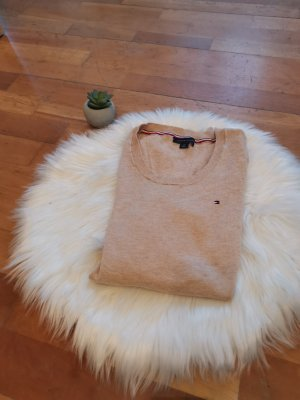 Tommy Hilfiger Camicia lunga beige-color cammello
