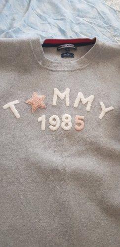 Tommy Hilfiger Empiècement de blouses gris clair-rosé