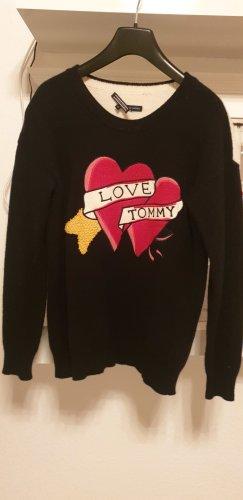 Tommy Hilfiger Maglione lavorato a maglia multicolore