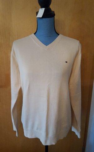 Tommy Hilfiger V-Neck Sweater beige
