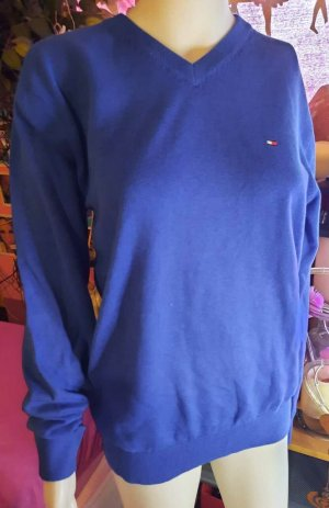 Tommy Hilfiger Pullover Blau Gr. M / Unisex