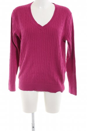 Tommy Hilfiger Pullover Casual-Look