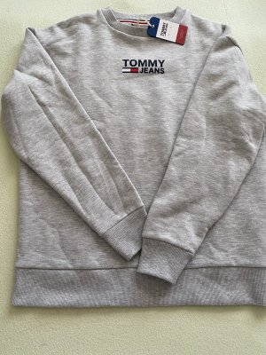Tommy Hilfiger Pull polaire gris clair