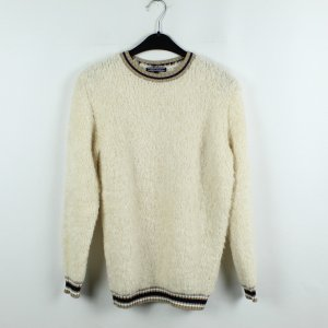 Tommy Hilfiger Pullover Gr. XS hellbeige (19/12/061)