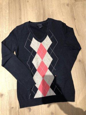 Tommy Hilfiger Pullover mit Rauten Muster