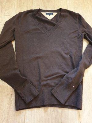 Tommy Hilfiger Pullover mit V-Ausschnitt