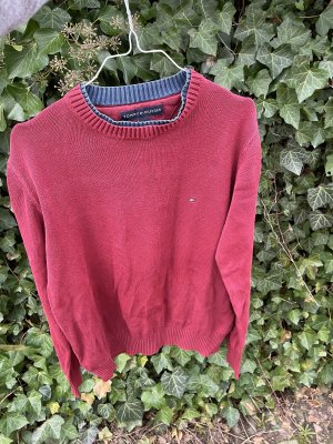 Tommy hilfiger pullover rot S