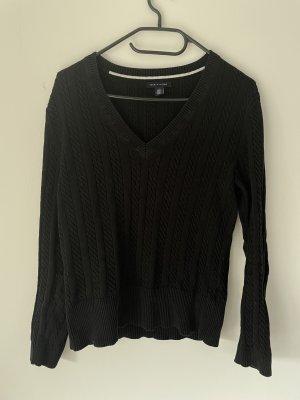 Tommy Hilfiger Pullover schwarz