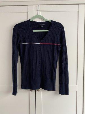 Tommy Hilfiger Pullover V-Auschnitt S