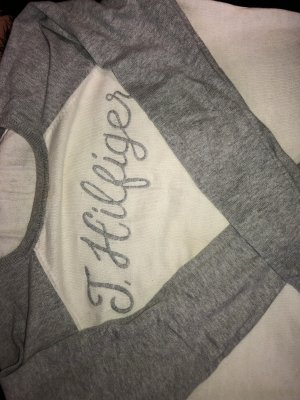 Tommy Hilfiger Pullover White/Grey XS