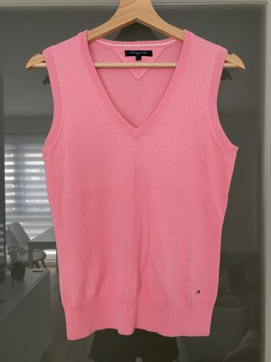Tommy Hilfiger Fine Knitted Cardigan pink
